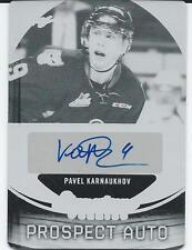 2015 ITG Leaf Signature Series PAVEL KARNAUKHOV # SP-PK1 Black Plate 1/1