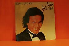 JULIO IGLESIAS - 1100 BEL AIR PLACE - COLUMBIA VG+ LP VINYL RECORD -L