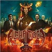 Alpha Tiger - Beneath the Surface (2013 Ltd Edn Digipak CD with 2 bonus tracks)