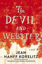 The Devil and Webster by Jean Hanff Korelitz (2017)
