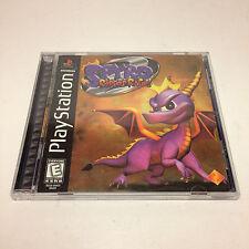 Spyro Riptos Rage Original Black Label Playstaion 1 PS1 (Complete)