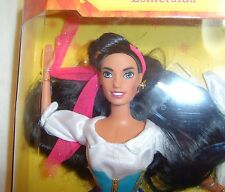 Disney ESMERALDA Dancing Gypsy Doll & FESTIVAL Petticoat with BELLS Vintage 1995
