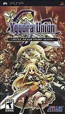 Yggdra Union: We'll Never Fight Alone (PSP)