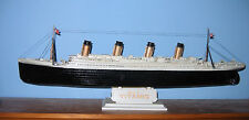 1912  R.M.S.TITANIC Revell 1999 Model Kit with TWO BONUS TITANIC ITEMS :)