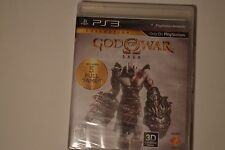 God of War Saga (Sony PlayStation 3, 2012) BRAND NEW AND SEALED IN SHRINK WRAP
