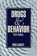 Drugs and Behavior-ExLibrary