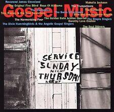 Gospel Music Gospel Music CD