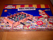 Roy of the Rovers Table Football / A Compact Version of this Classic Soccer Game