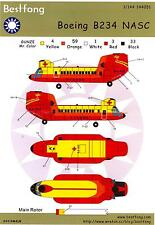 Bestfong Decals 1/144 BOEING B234 Chinese National Airborne Service Corps