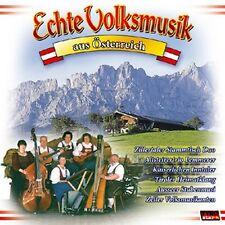 Echte Volksmusik aus Österreich - Genuine Folk Music from Austria - Music CD