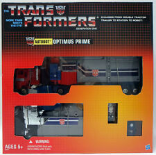 Hasbro Transformers G1 Reissue Powermaster Optimus Prime (with Apex Armor)