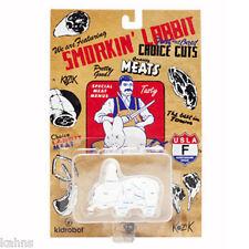 MINI SMORKIN' LABBIT CHOICE CUTS Vinyl 2.5 inch by Kidrobot Mini Figures NEW