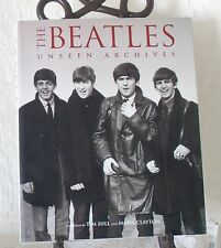 The Beatles Unseen Archives Book With Lots Of Photos 384 pages