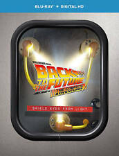 Back to the Future: The Complete Adventures (Blu-ray Disc, 2015, 8-Disc Set)