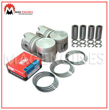PISTONE E ANELLO SICUREZZA SET MAZDA WL-TURBO PER BONGO FRIENDEE FORD RANGER 2.5