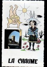 LA CHAUME (85) TOUR d'ARUNDEL , illustrée par G. MEUNIER en 1962