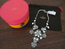 Kate Spade New York - Space Age Floral Statement Pendant Necklace - NEW WITH TAG
