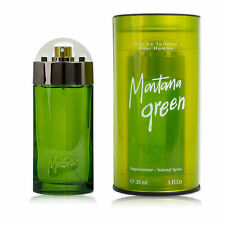Montana Green Eau de Toilette ml 30 spray