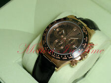 Rolex Cosmograph Daytona Everose Gold Ceramic Rose Gold 40mm Chronograph 116515