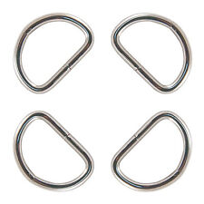 10 - Country Brook Design™ 3/4 Inch Extra Lite Weight Non-Welded D-Rings