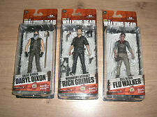 The Walking Dead Actionfiguren 3 Figuren der Serie 7 im Set McFarlaneToys