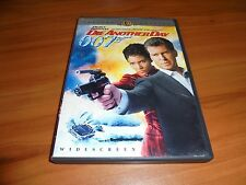 Die Another Day (DVD, 2003 2-Disc Widescreen) Pierce Brosnan James Bond 007 Used