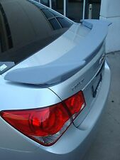 "UN-PAINTED - GREY PRIMER for CHEVY CRUZE 2011-2015  2 POST ""SPORT"" SPOILER NEW"