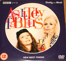 Absolutely Fabulous - New Best Friend (DVD), Jennifer Saunders, Joanna Lumley