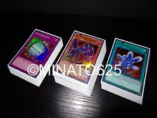 Yugioh Complete Toon Deck! Blue-Eyes Red-Eyes Dark Magician Table of Contents!!!