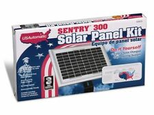 NEW USAUTOMATIC 520015 SENTRY 300 AUTOMATIC GATE OPENER SOLAR PANEL USA MADE