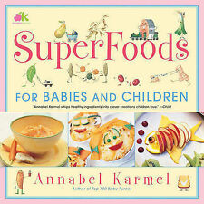 SuperFoods By Karmel, Annabel | New (Trade Paper) BOOK | 9780743275248