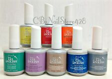 IBD Just Gel Polish-Set of any 8 bottles .5oz- Choose From Base/Top/Colors/Bond