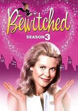 Bewitched/The Complete Third Season 3 (DVD, 2014, 3-Disc Set) Brand New & Sealed