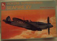Hobbycraft 1/48 Supermarine Seafire Mk.XV Royal Navy Fighter Kit #HC1584 Nice