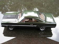 GMP 1:18 Plymouth 1970 GTX - GREEN - ALL CASE NEW PRODUCTS - SUPERB