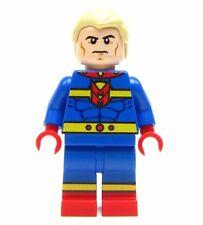 Lego Custom - - - -  MIRACLE MAN - - -  Marvel Superheroes spiderman ironman