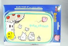 Nintendo Official Kawaii 3DS XL Soft Case Pouch Kirby PUPUPU FRIENDS Shishikuiya