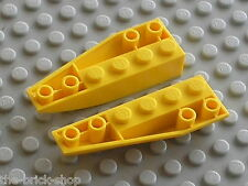 LEGO Yellow wedge ref 41764 & 41765 / sets 7133 4888 7047 7776 4893 7774