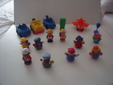 Fisher Price Little People vehículos & Figuras-Bundle-Lotes