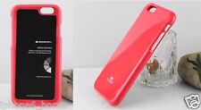 Genuine Goospery Metallic Hot Pink Jelly Case Cover for Apple iPhone 6 PLUS 5.5""