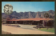 I LOVE LUCY - LUCILLE BALL & DESI ARNAZ TV & MOVIES PALM SPRINGS CA HOME P29282