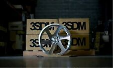 "19""3sdm 0.06 alloy wheels bmw 3 series/z3/z4/m3/vw t5/vauxhall insignia 8.5/10"
