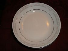 "Crown Ming Fine China Coquille Dinner Bowl 7 3/4"" Round Excellent Condition"