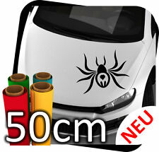 50cm Araignée Emblème JDM étiquette Autocollants Pour Voiture Vernis