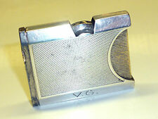 "KASCHIE ""K25"" SQUEEZE LIGHTER W. 900 SILVER CASE - QUETSCHZÜNDER - 1933 -GERMANY"