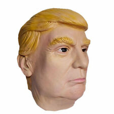 HOT Donald Trump Mask Adult Halloween Costume Fancy Dress Fun Cosplay