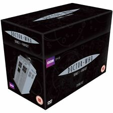 Doctor Who - Series 1 2 3 & 4 Complete Box Set Collection | New | Sealed | DVD