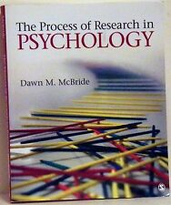 THE PROCESS OF RESEARCH IN PSYCHOLOGY - DAWN M. MCBRIDE - 2010