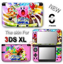 Kirby Popular New VINYL SKIN STICKER DECAL COVER for Nintendo 3DS XL