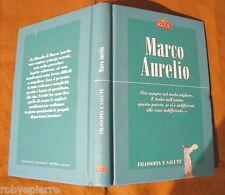 Marco Aurelio Riza 2007 testi scelti da Maurizio Zani Filosofia e salute vendo